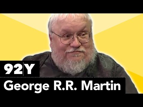 George R. R. Martin: The World of Ice and Fire (FullTalk)