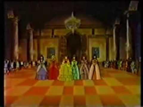 Swan Lake Cartoon Movie 1981 Swan Lake 1981 pt 9 of 12