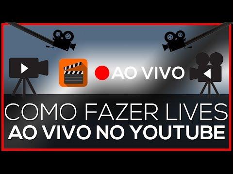 Como fazer uma live no YouTube [AO VIVO] - 2017 thumbnail