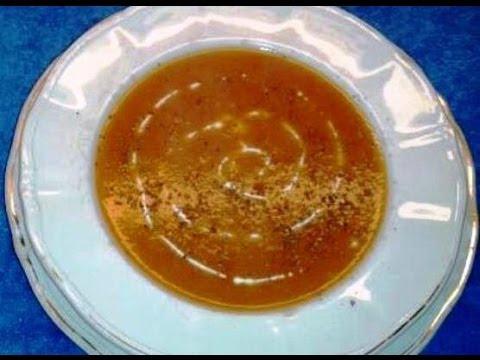 SOPA DE TOMATE. RECETAS DE COCINA. COCINA FACIL