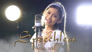 "Naomi Scott - Speechless - Quinn Salman Cover ( from ""Aladdin"" )"