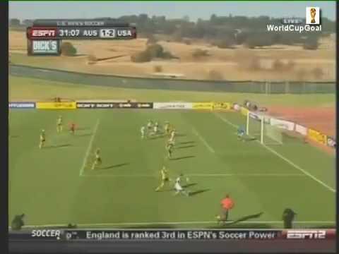 Australia vs United States (1-3) All Goals and Highlights