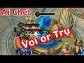 Hài Liên Quân Mobile #123 |Thót tim Voi Chaugnar Đẩy Lẻ  | Tigyo thumbnail