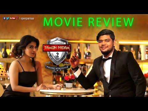 Tamizh Padam 2 movie review by Vj Abishek | Open Pannaa