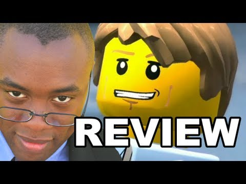 LEGO CITY UNDERCOVER REVIEW (Wii U) - Black Nerd Reviews