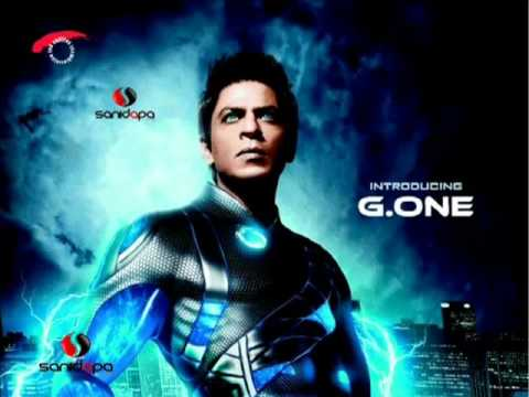 Wanna Be My Chamak Challo (full Song) - Ra One - Akon - Shahrukh Khan - Kareena Kapoor video
