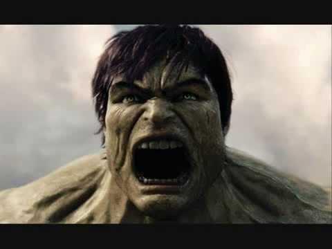 Hulk Roar 1 Sound Effect