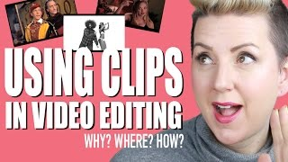 How I Put Movie Clips in my Videos || Truly Social with Tara Hunt