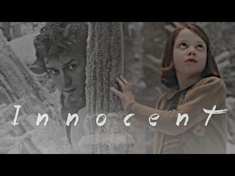 Lucy & Tumnus || Innocent