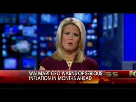 Walmart CEO Warns Hyperinflation Food Prices! Get Reay Now!