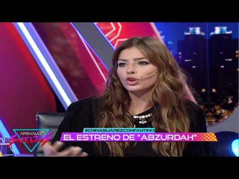 "China Suárez: ""Abzurdah era todo un desafío"""
