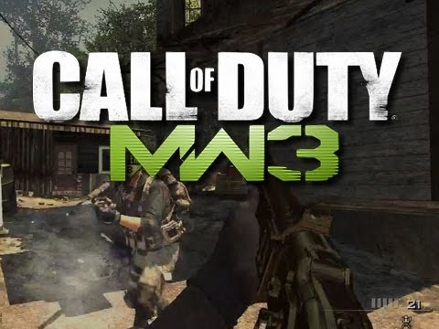 MW3 Funny Moments!  (Arguments, Girlfriends, and Fails!)