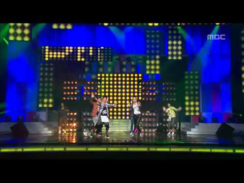 2PM - 10 out of 10,  - 10  10, Music Core 20080906
