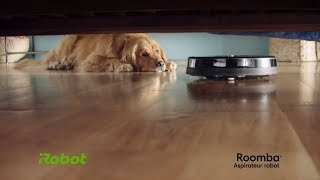 Musique pub iRobot - Roomba - Aspirateur robot