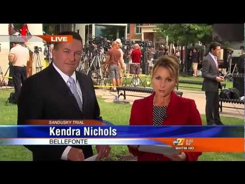 AP Continuing Coverage - The trial and sentencing of Jerry Sandusky