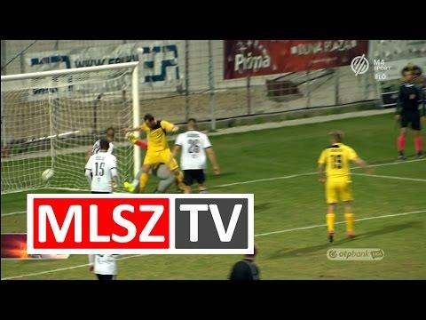 2017.04.08. |  Swietelsky Haladás - Budapest Honvéd  | 0-1 (0-1) - kattintson a lejátszáshoz!