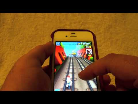 Subway Surfers App Review for iOS