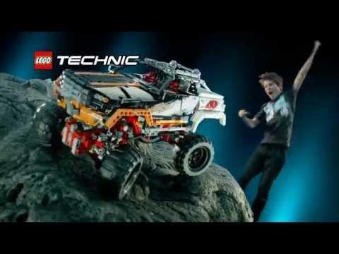Lego Technic 4x4 Offroader 9398 Ab 324 99