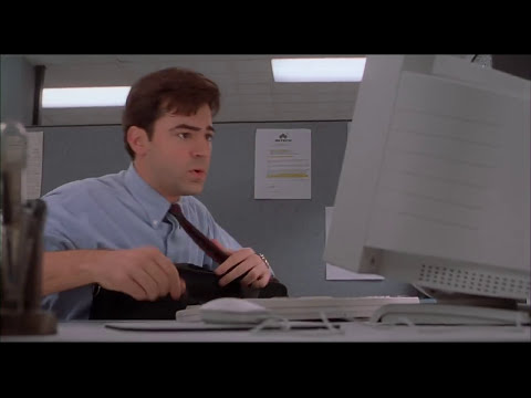Office Space Milton stapler original