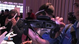 IFA 2011: Sony Personal 3D Viewer (HMZ-T1)