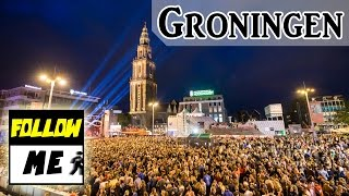 Groningen / Hollanda | Follow Me!