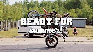 PBM - Ready for Summer!