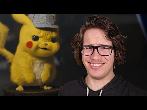 POKÉMON Detective Pikachu Movie Official Trailer Reaction