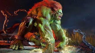 Street Fighter 5 All Cutscenes Movie (Street Fighter V)