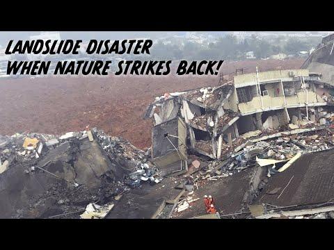 When Nature Strikes Back: Landslides (Full Program)