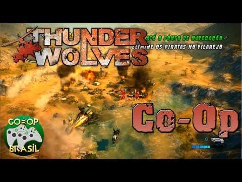 Thunder Wolves - O novo Desert Strike?