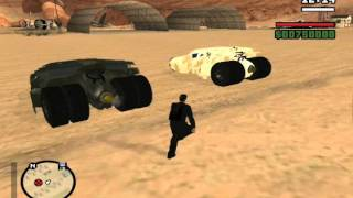GTA SA batman begins/The Dark Knight Batmobiles MOD