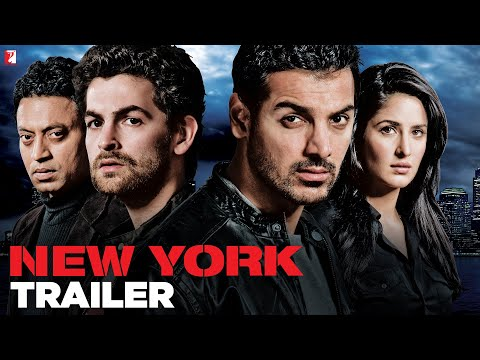 New York - Trailer