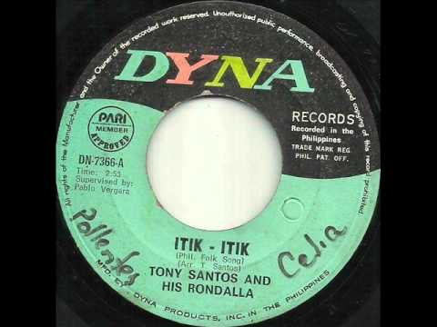 Itik-itik-tony Santos And His Rondalla. video