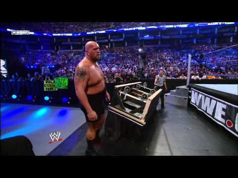 The Undertaker vs. Big Show - Casket Match: Survivor Series 2008