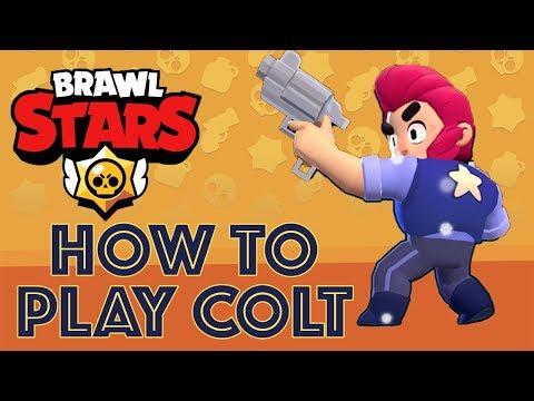 Brawl Stars | Как да играем с КОЛТ?