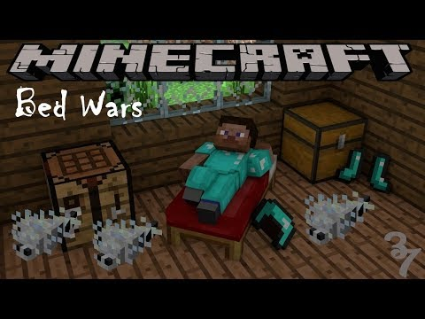 SILVERFISH FTW MINECRAFT BED WARS EPISODE 37 (HYPIXEL MINIGAME)