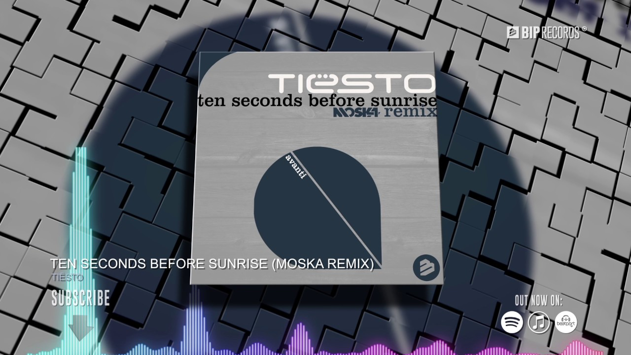 Tiësto – Ten Seconds Before Sunrise (Moska Remix) (Official Music Video Teaser) (HD) (HQ)