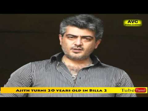 Ajith turns 20 years old in Billa 2