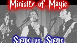 Watch Ministry Of Magic Snape Vs Snape video