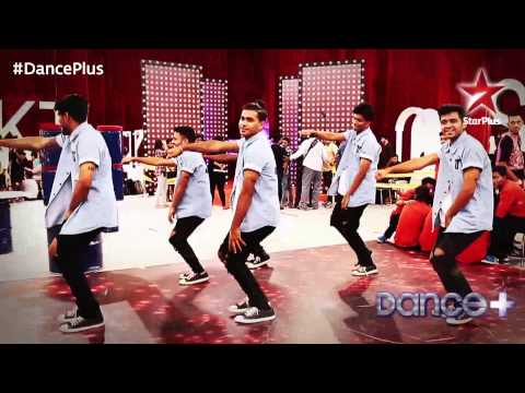 Just 4 days to go for Dance+
