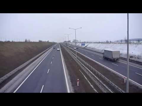 Autostrada A2 W Poznaniu - Czy Potrzebny Jest 3 Pas ?