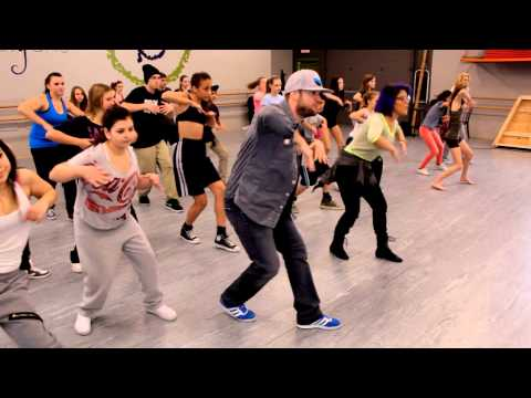 Overload Dance Tutorial with Julissa Veloz & Automatic Response Crew  - Full Video