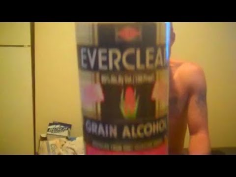 190 Proof Everclear