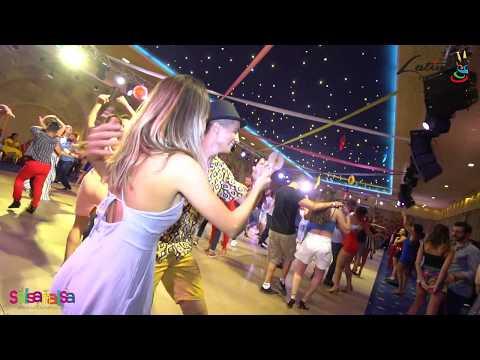 Fred & Celine Social Salsa (LEBANON LATIN FESTIVAL 2018)