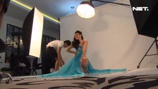 Entertainment News - Behind the scene Photoshoot Alexandra Gottardo