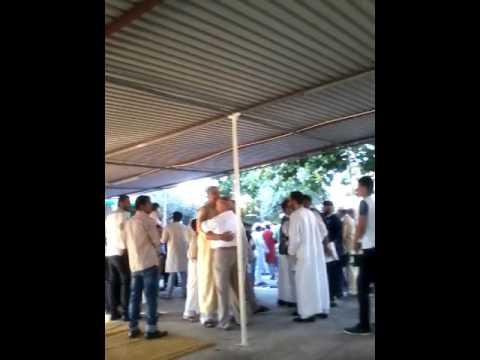 Muslim Ied activity in nicosia Cyprus