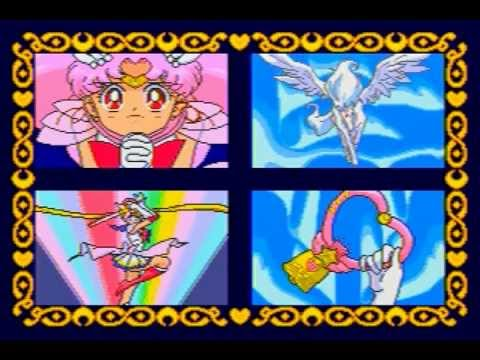 """Bishoujo Senshi Sailor Moon SuperS"" for Pico 