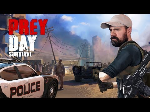 Like Last Day On Earth With Multiplayer   Prey Day Survival