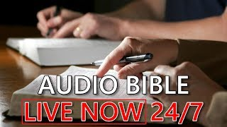 1984 NIV AUDIO BIBLE LIVE STREAM 24/7 with Chatroom & Prayer