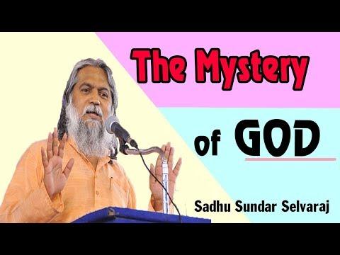 Sundar Selvaraj Sadhu June 5 2018 | The Mystery of GOD